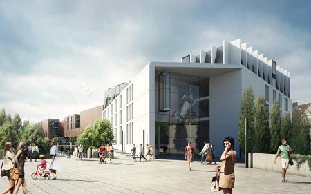 Projekt nowego dworca w Sopocie