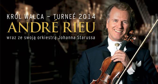 Andre Rieu koncert Sopot
