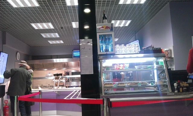 Śniadanie i obiad w Sopocie