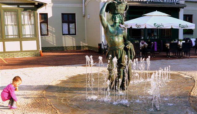 Plac Jasia Rybaka w Sopocie