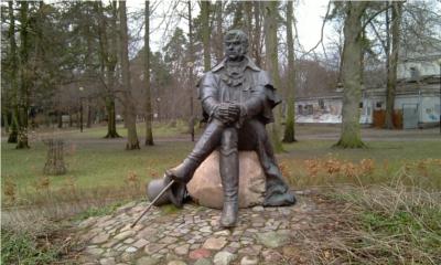 Pomnik Jerzego Haffnera