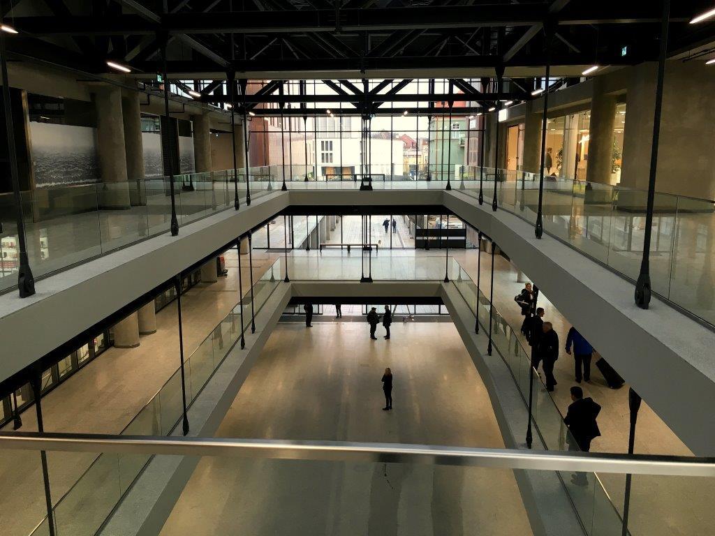 W budynku nowego dworca PKP Sopot