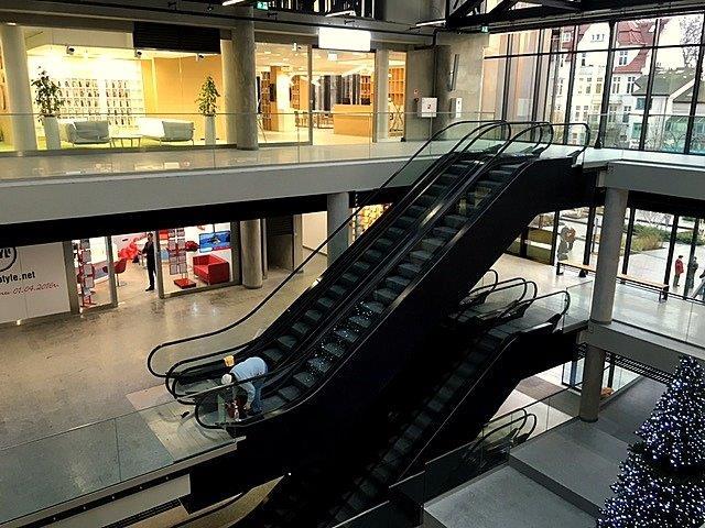 Lokale w budynku nowego sopockiego dworca