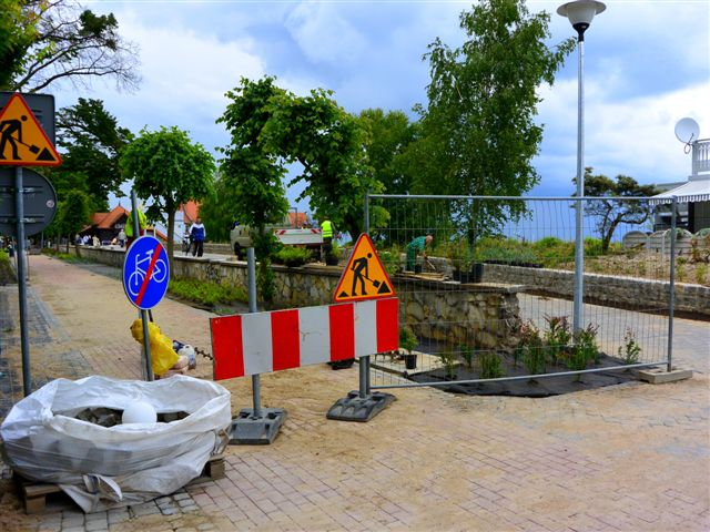 przebudowa nadmorskiej promenady Sopot