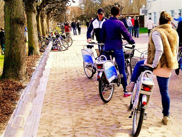Rower w Sopocie